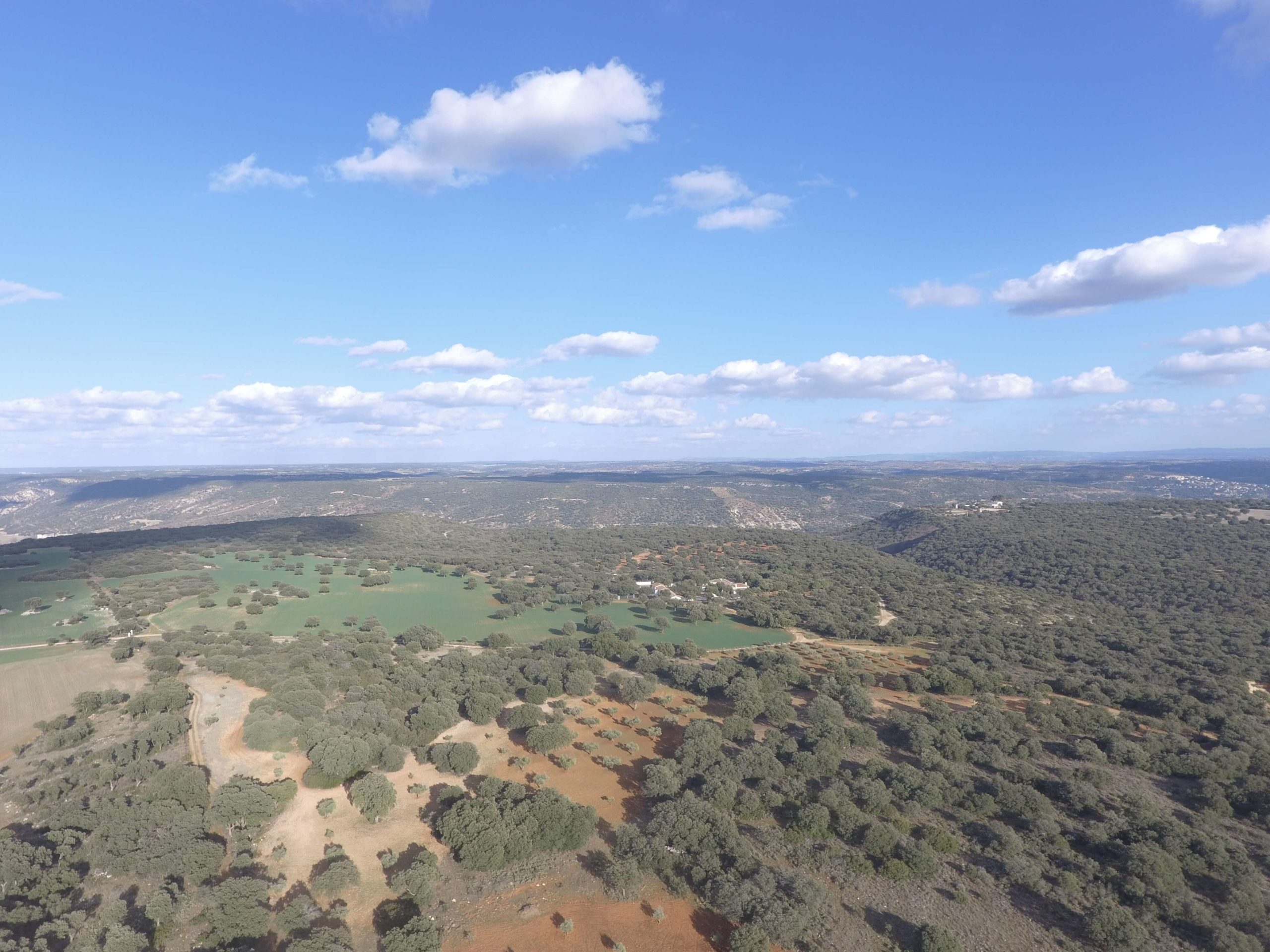vuelo dron evaluacion impacto ambiental