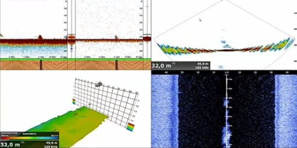 visualización de datos batimétricos