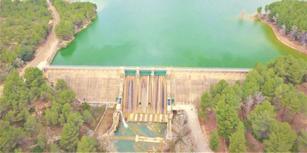 estudio cuencas hidrográficas con dron