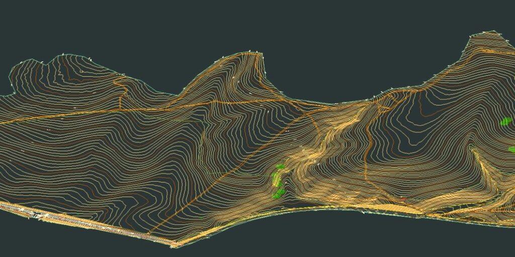 modelo digital terreno